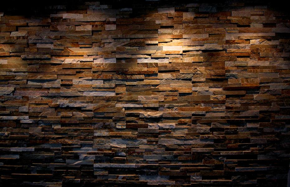 Hervorragend Wand Aus Naturstein U2013 Msglocal, Wohnzimmer Design